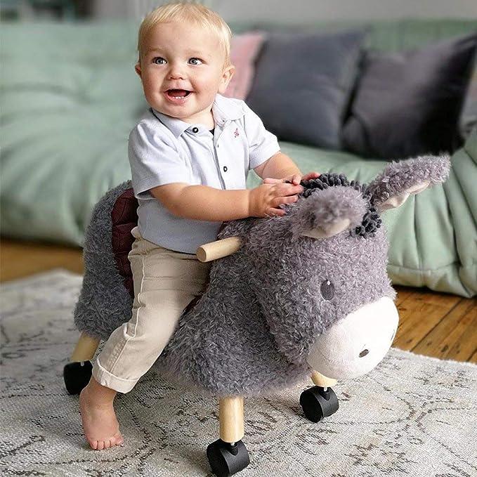 Bojangles The Donkey LB3073 Little Bird Told Me Ride On Toy
