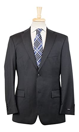 2d2fc83a0 Amazon.com: Hugo Boss Pasolini'Movie' Gray Wool 2 Button Suit Size ...