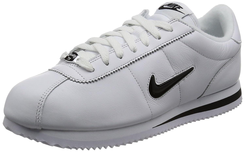 watch 53d52 1790f Nike Men's Cortez Basic Jewel Qs Tz White