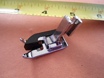 Edge Joint Stitch In Ditch Foot #P60703 For Singer Slant Shank Sewing Machines