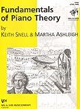 GP669 - Fundamentals of Piano Theory - Level Nine