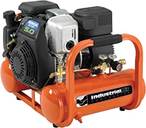 Industrial Air Contractor Pontoon Air Compressor