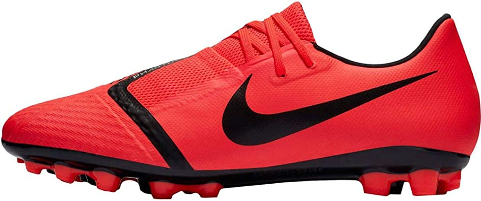datos Idealmente excusa  Nike Men's Football Boots Red Bright Crimson/Black-bright Crimson Red Size:  10.5 UK: Amazon.co.uk: Shoes & Bags
