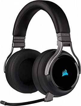 Corsair Virtuoso RGB Wireless SE Auriculares Alta Fidelidad Gaming ...