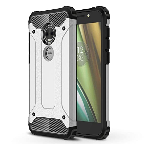 Beverly Stewart for Moto G5 Case Shockproof Armor Silicone Phone Case for  Moto E5 G4 G5S