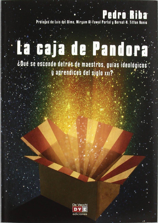 La caja de pandora: Amazon.es: Riba, Pedro: Libros