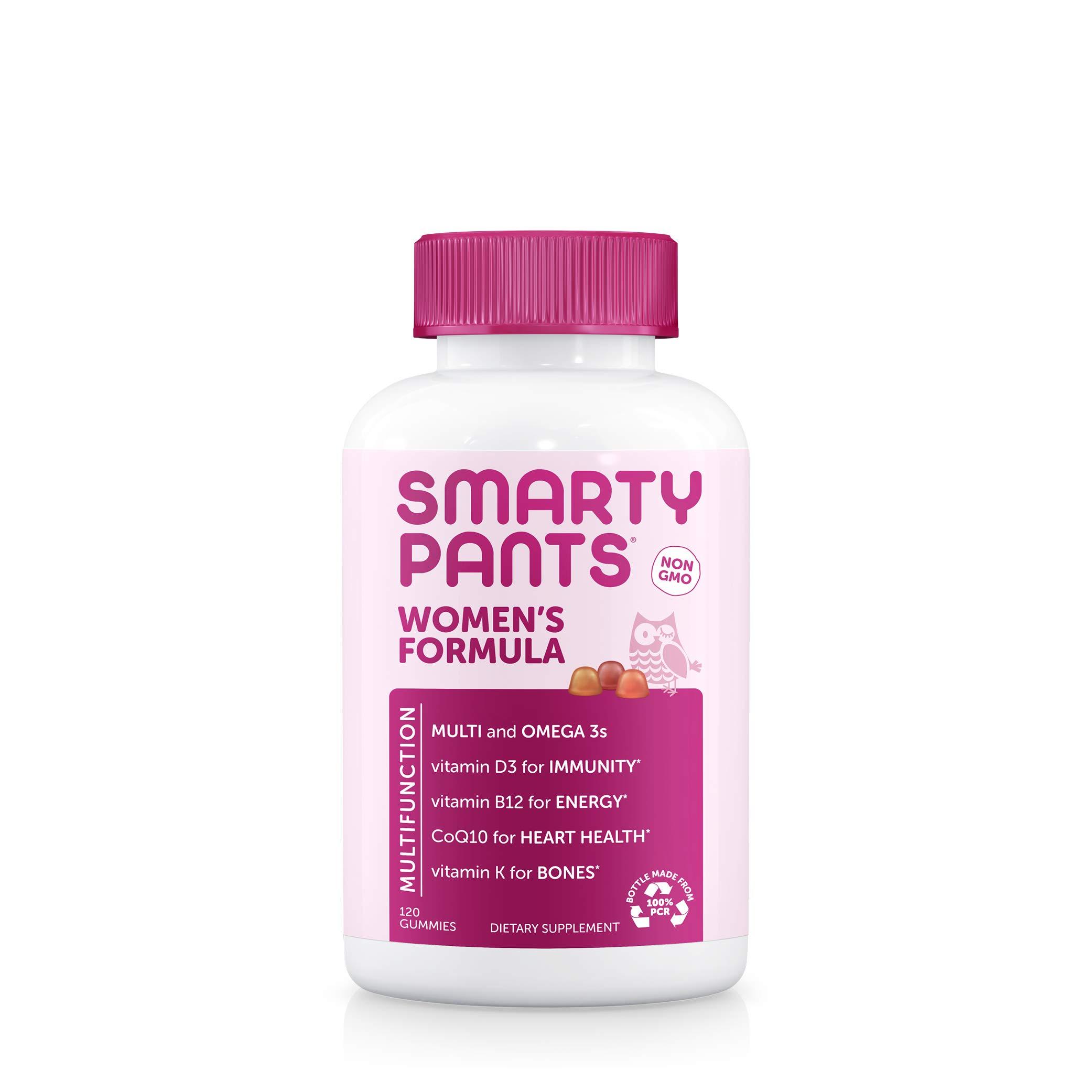 SmartyPants Women's Formula Daily Gummy Vitamins: Gluten Free