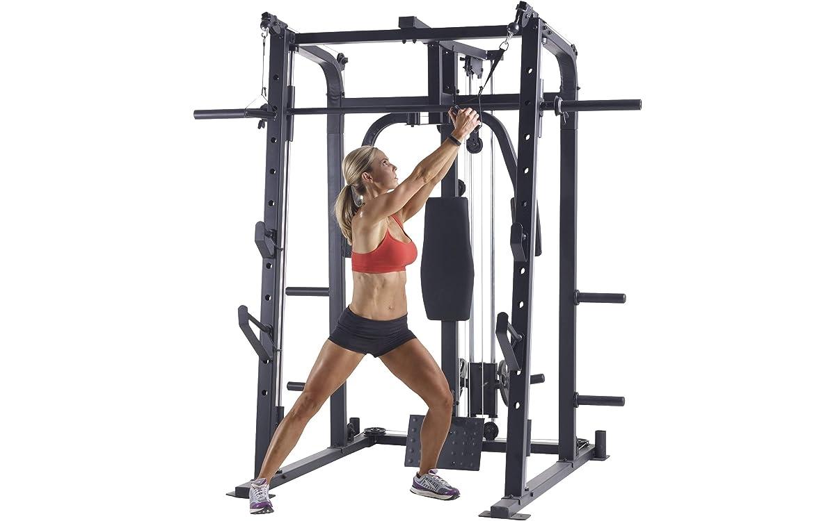 smith machine weight