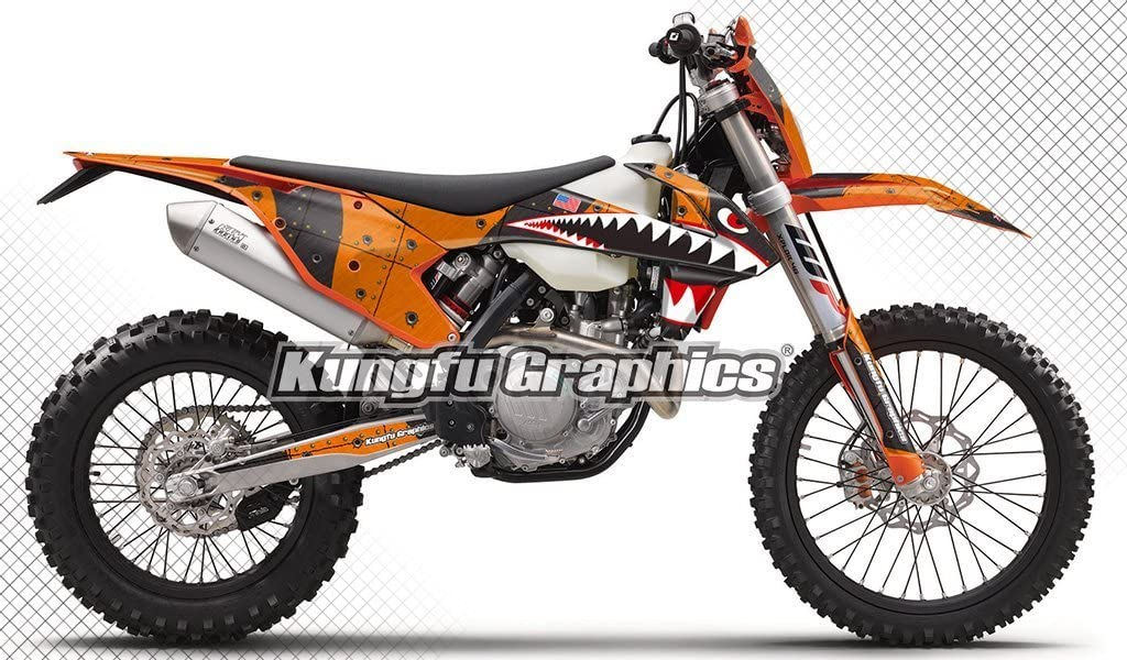 GRAPHICS BACKGROUNDS FOR KTM 125//200//250//300//350//450//500 EXC 2012 13 XC 2011 F