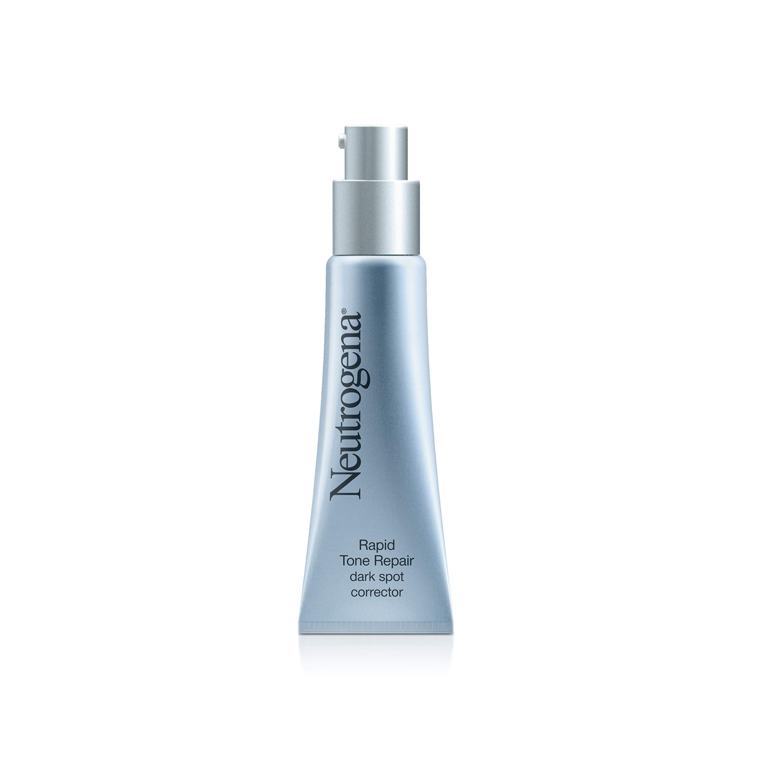 Neutrogena Rapid Tone Repair Dark Spot Corrector for Face & Hyaluronic Acid, Retinol, Vitamin C Serum -  Anti Wrinkle Face Serum & Acne Spot Corrector with Hyaluronic Acid, Retinol & Vitamin C, 1 oz by Neutrogena