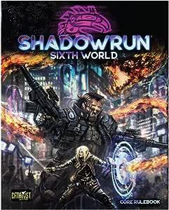 Catalyst Game Labs Shadowrun RPG: Sexto Livro de Regras do