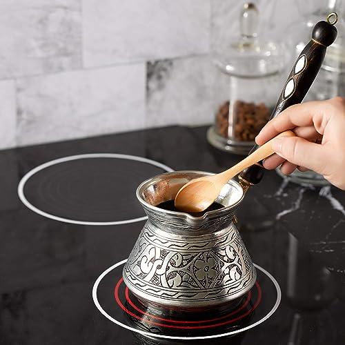 Turkish Coffee Pot Vintage Style
