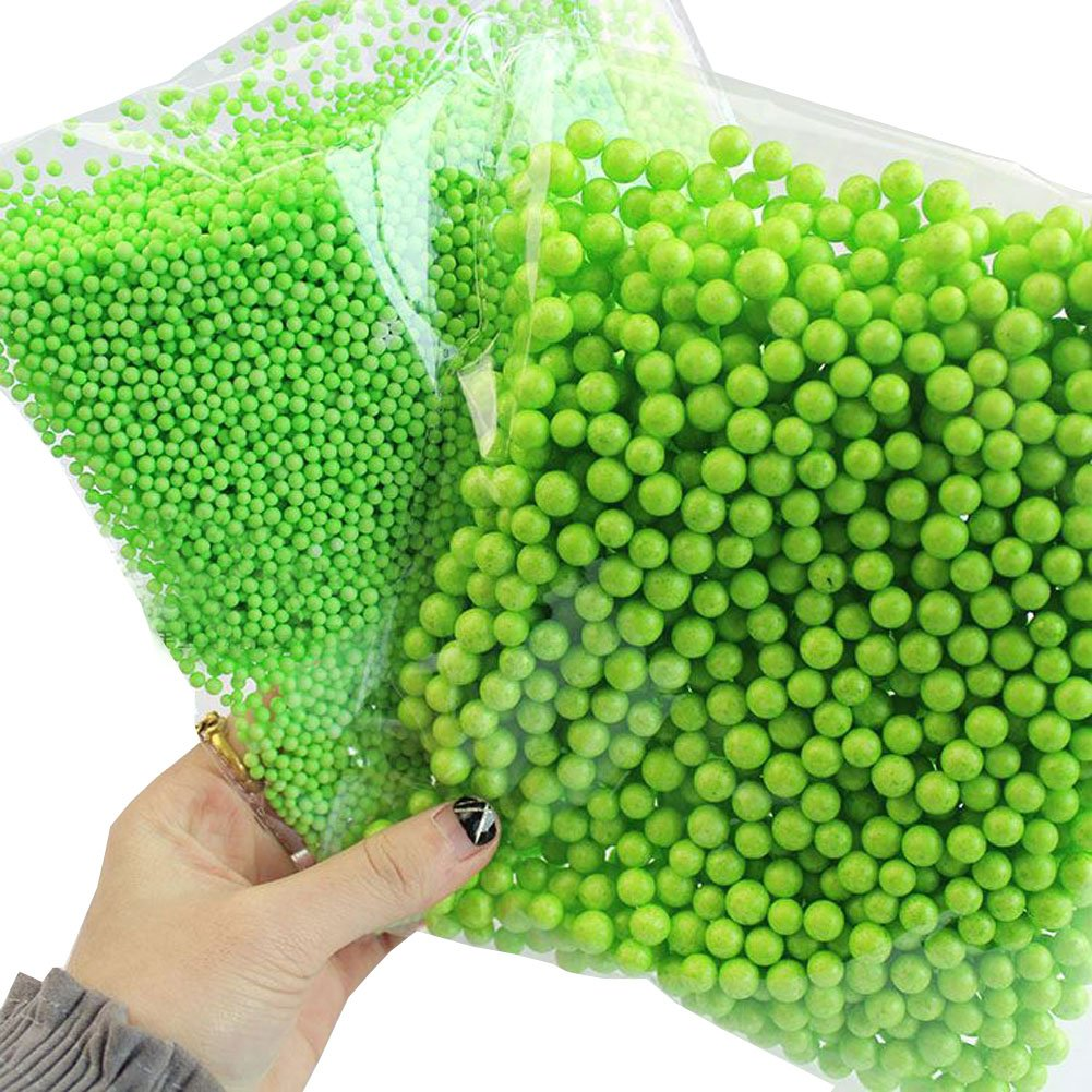 0.08-0.16 Inch Styrofoam Foam Balls Mini Bright Colors Balls Perfect for DIY Wedding /& Party Decoration Household School Arts Crafts Supplies 26000pcs Foam Balls BESTCYC Pack of 2