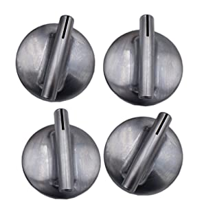 Supplying Demand 74010839 Knob Kit 4 Pack Compatible With Jenn-Air WP74010839