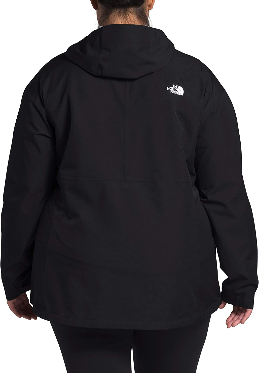 The North Face Womens Plus Allproof Stretch Jacket