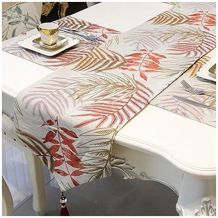 Caminos de mesa Top Decor Table Runner Simple Mesa de Comedor ...