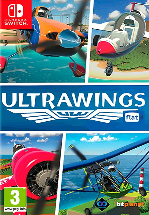 Ultrawings Flat: Amazon.es: Videojuegos