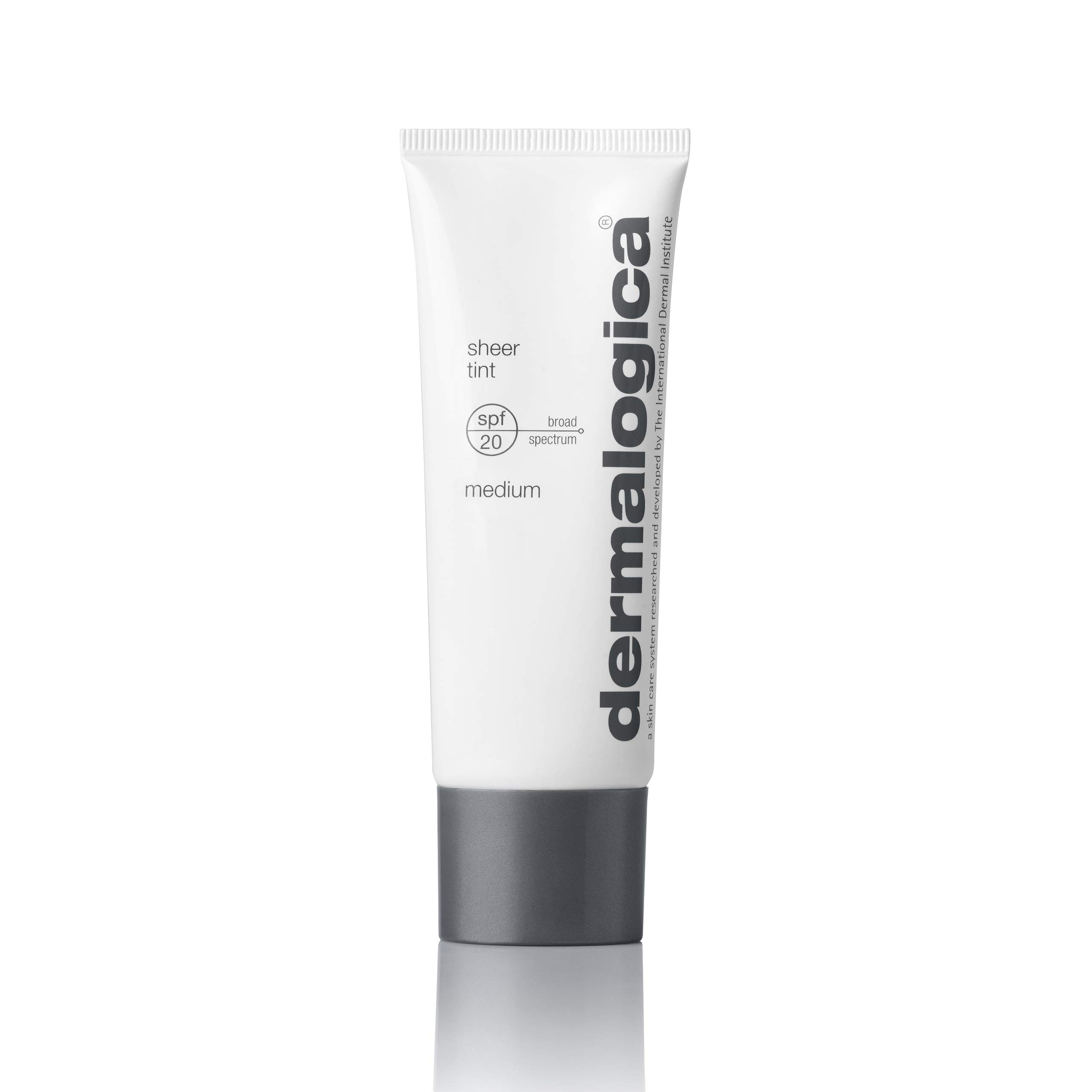 Dermalogica Sheer Tint Sunscreen Lotion SPF 20, Medium, 1.3 Fl Oz
