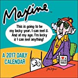 TF Publishing Maxine 2017 Daily Desk Boxed Calendar