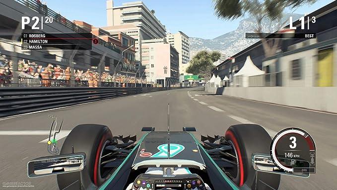 Volante PS4 Licencia Original Playstation 4 RWA Apex + Formula 1 ...