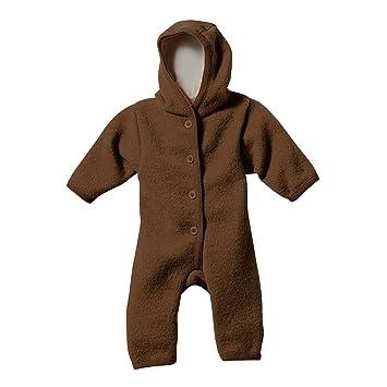 28c4677288fe Amazon.com  Disana Baby Boys  Organic Boiled Wool Snugglesuit ...