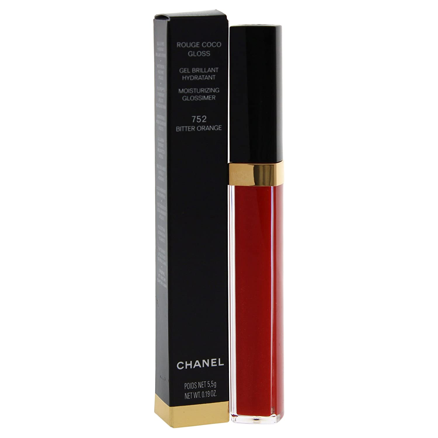 Chanel Rouge Coco Gloss Moisturizing Glossimer