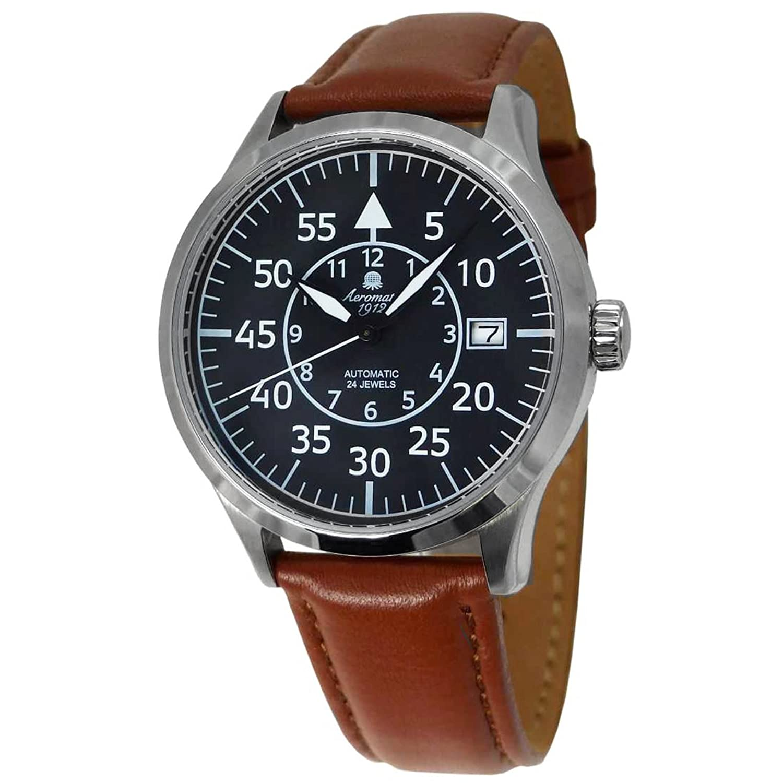 Aeromatic1912(エアロマティック1912) 腕時計 自動巻き(手巻きあり) メンズ A1434 [並行輸入品] B075412FHN