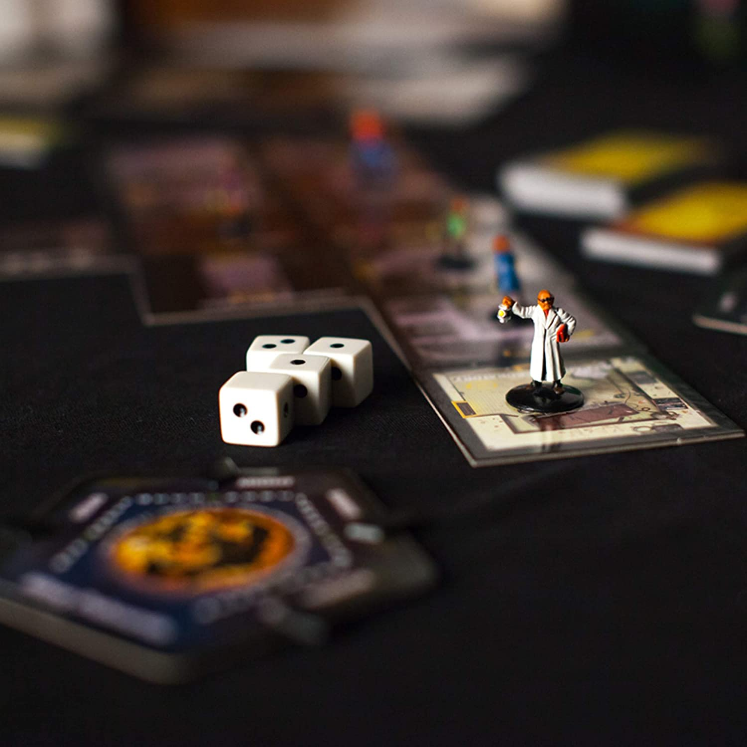 Daily Deals On Family Board Games Perfect For Nights In - Betrayal At House On The Hill