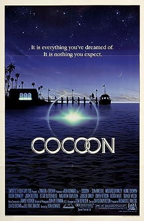 Amazon.com: Cocoon 1985 Authentic 27