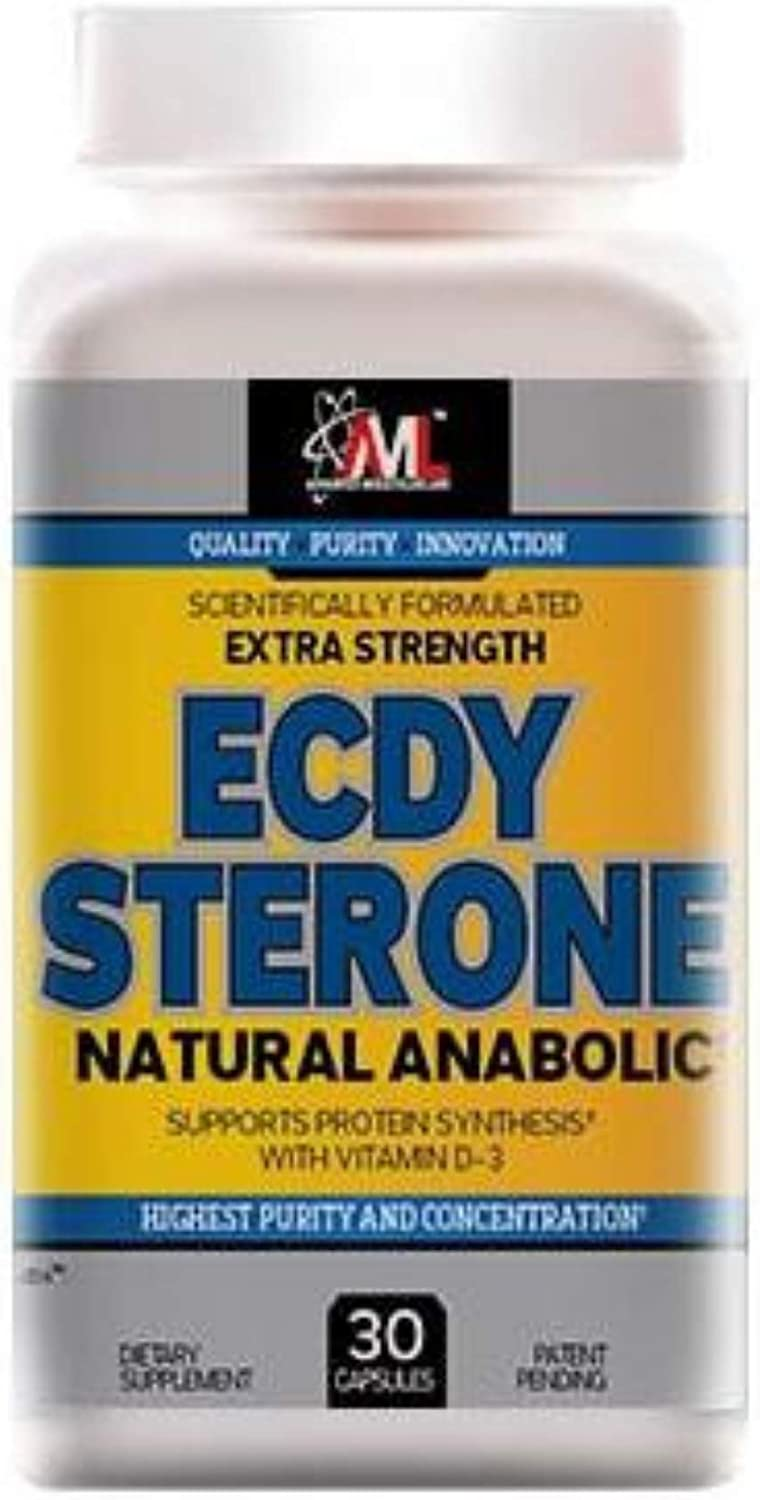 AML Ecdysterone, Natural Anabolic Support Supplement