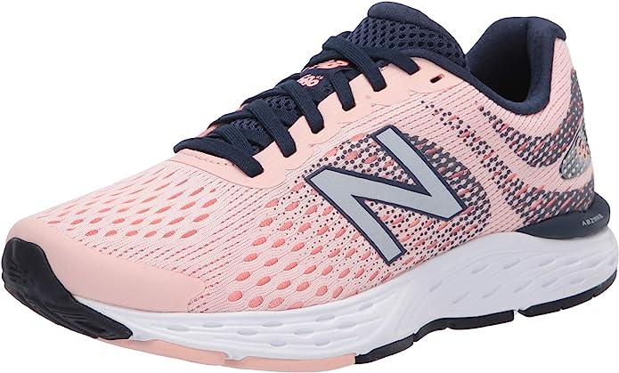 New Balance 新百伦 680 v6 女士缓震训练跑鞋