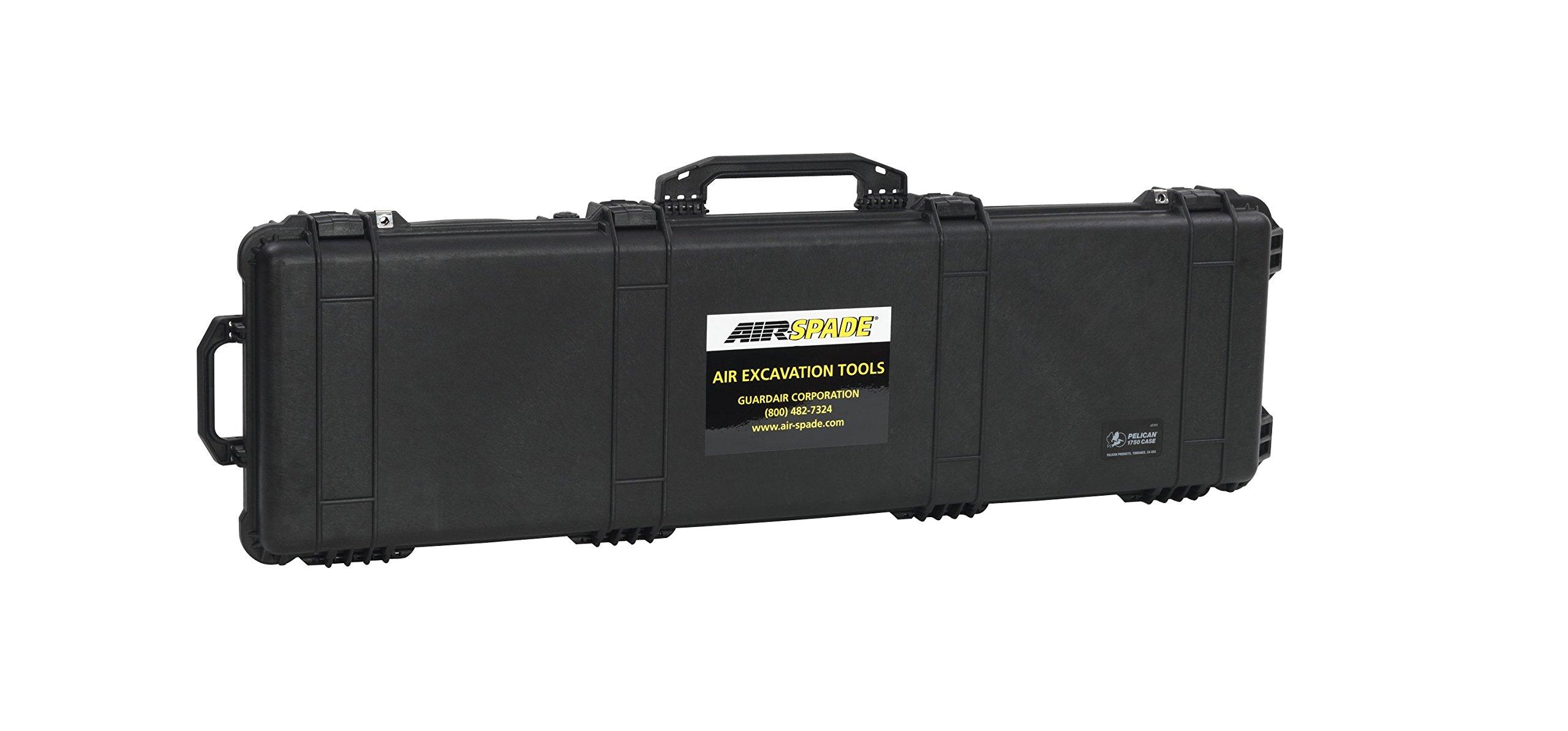 Air-Spade HT132 Storage Case with Lock