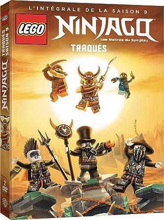 Lego Ninjago Les Maîtres Du Spinjitzu Saison 9 Dvd Blu