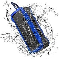 Poweradd MusicFly II 36-watt Bluetooth Speaker w/Built-in Mic (Blue)