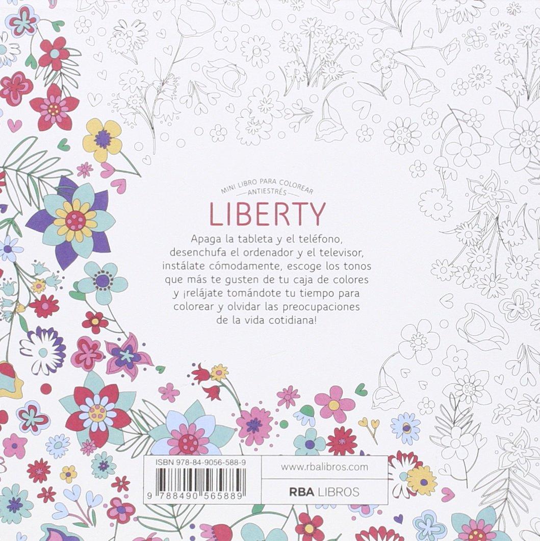 Flora. Mini libro para colorear (PRÁCTICA): Amazon.es: Redacción Marabout, Redacción Marabout: Libros