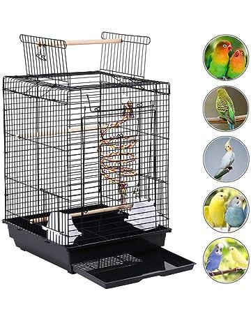 Pet Supplies Smart Bird Canaries Cage Finches Feeder Seats Plastic Swing Hook Bird Pet Other Bird Supplies