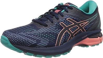 Asics Gt-2000 8 Trail, Zapatillas para Carreras de montaña para Mujer, Peacoat/Sea Glass, 43.5 EU: Amazon.es: Zapatos y complementos