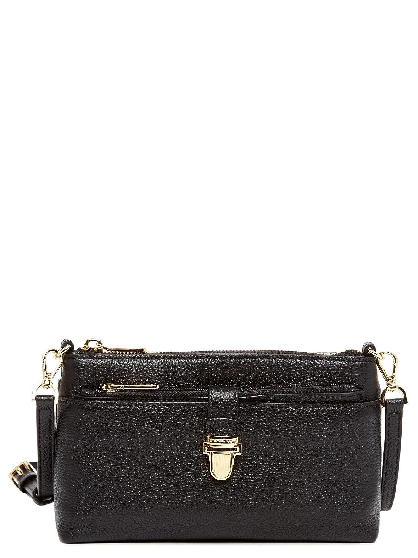 f688f1baf912 MICHAEL Michael Kors Women's Mercer Medium Shoulder Bag One Size Black:  Amazon.co.uk: Shoes & Bags