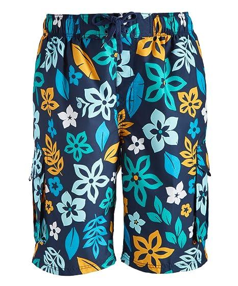 6e0741008ffba Kanu Surf Mens Revival Floral Quick Dry Beach Board Shorts Swim Trunk Swim  Trunks: Amazon.ca: Clothing & Accessories
