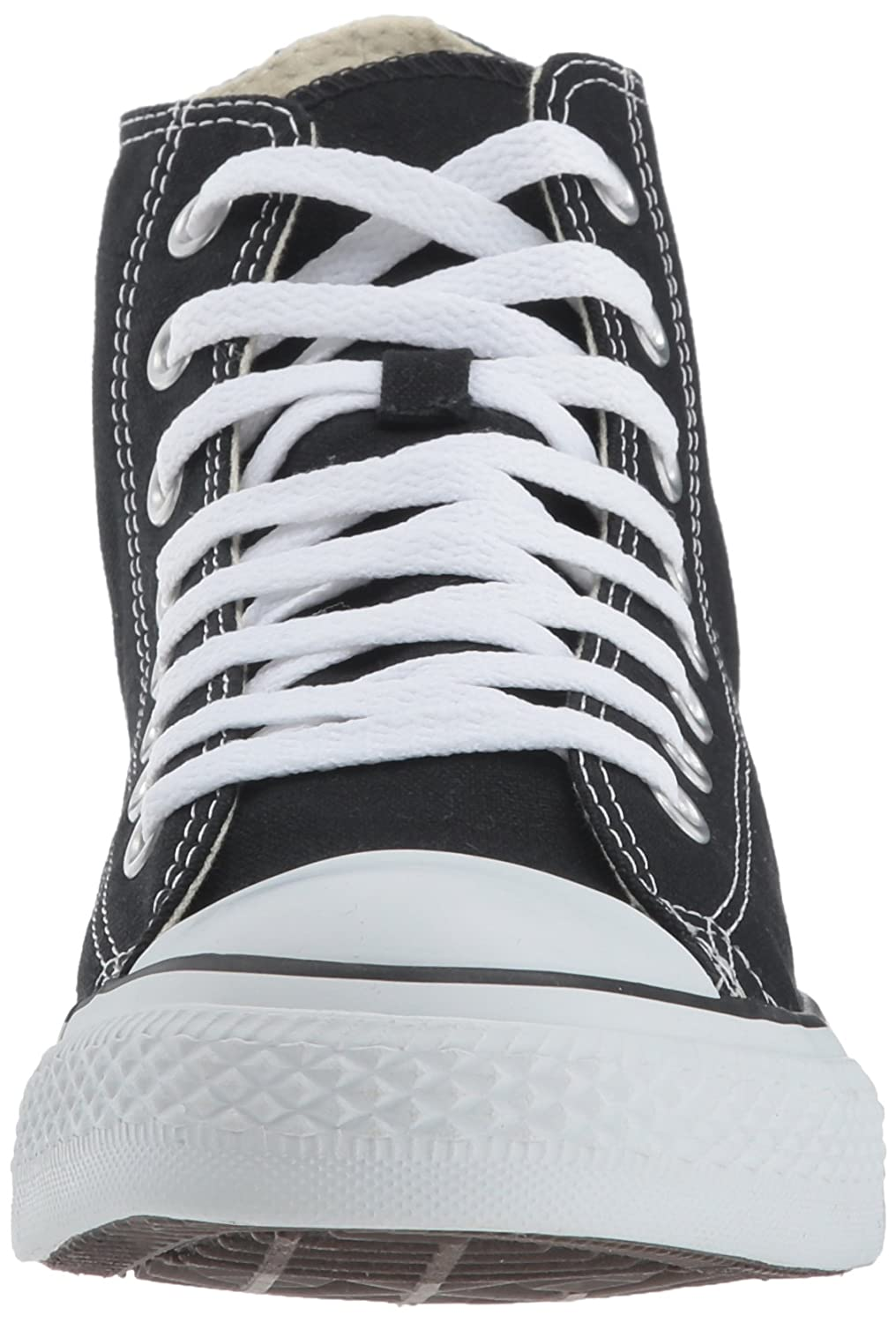 Converse Unisex Chuck Taylor All-Star High-Top Casual Sneakers Color in Classic Style and Color Sneakers and Durable Canvas Uppers B076CTSZX4 10.5 D(M) US / 12.5 B(M) US / 44-45 EUR|Black 905d15