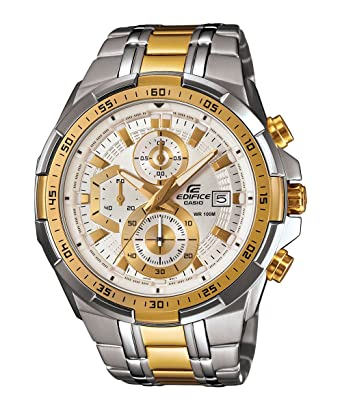 1a932d8c390f Buy Casio Edifice Chronograph Multi-Colour Dial Men s Watch - EFR-539SG-7AVUDF  (EX189) Online at Low Prices in India - Amazon.in