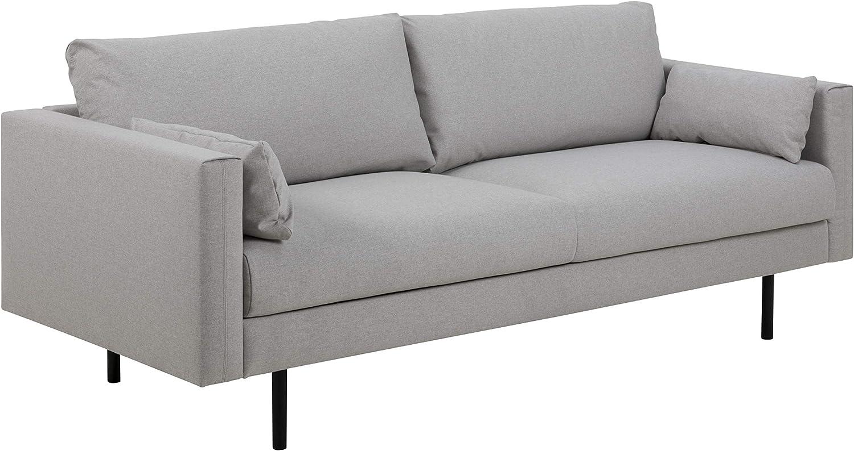 Lu x La x A Brand Movian Morat Divano a 2 posti grigio 90 x 154 x 80 cm