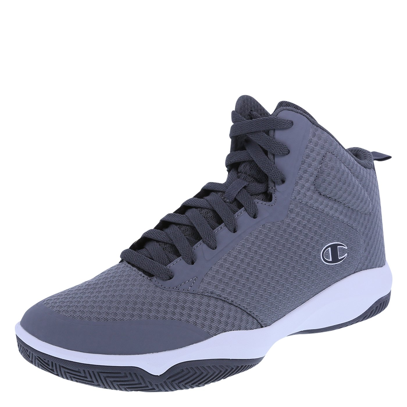 Champion Men's Grey Men's Inferno Basketball Shoe 9 Regular