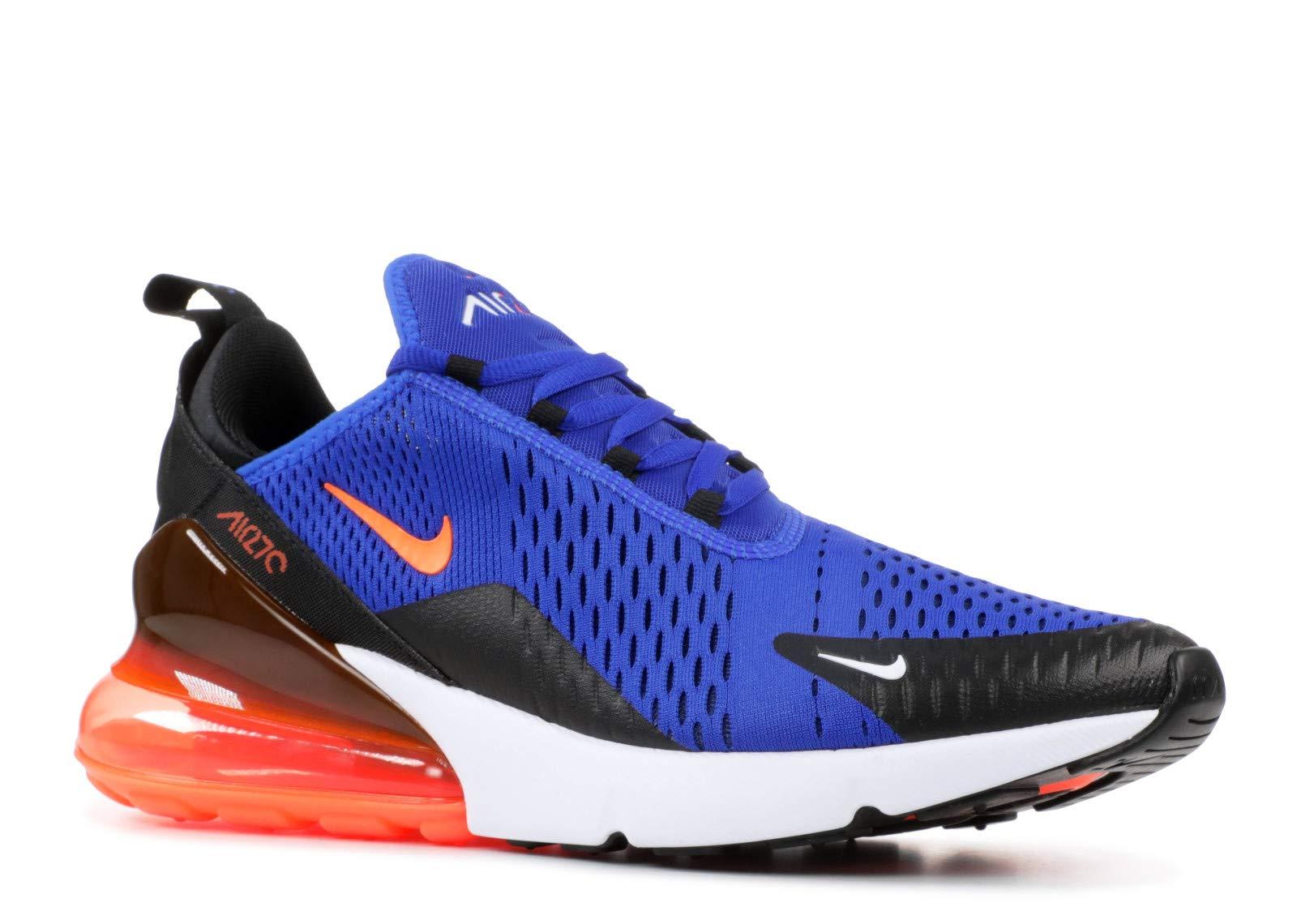 5f54c4c4fa Galleon - Nike Air Max 270 Men's Shoes Racer Blue/Hyper Crimson/Black Ah8050 -401 (8.5 D(M) US)