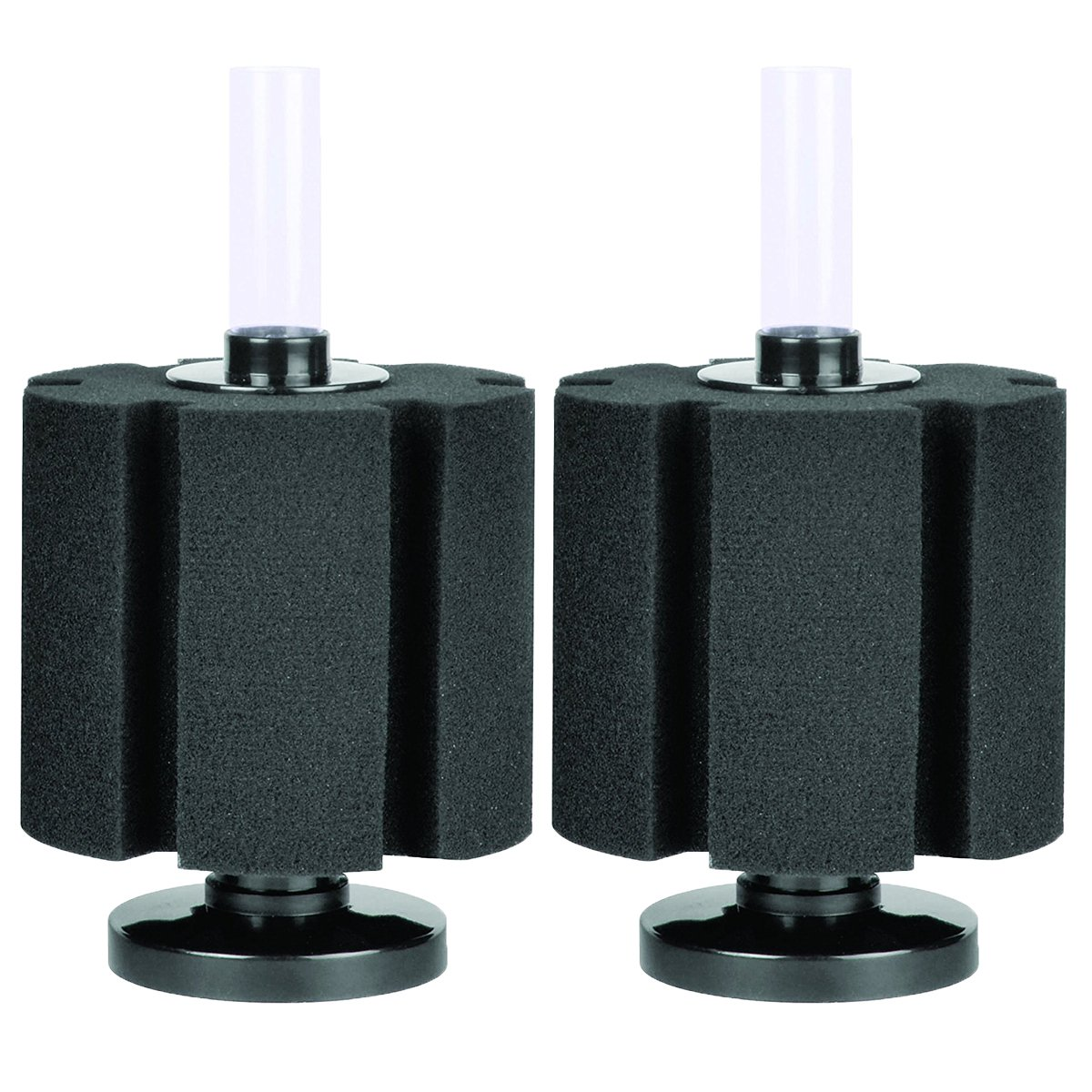 BACTO-SURGE HIGH DENSITY FOAM FILTER (2-Pack) by Pay It Forward Pet Supply