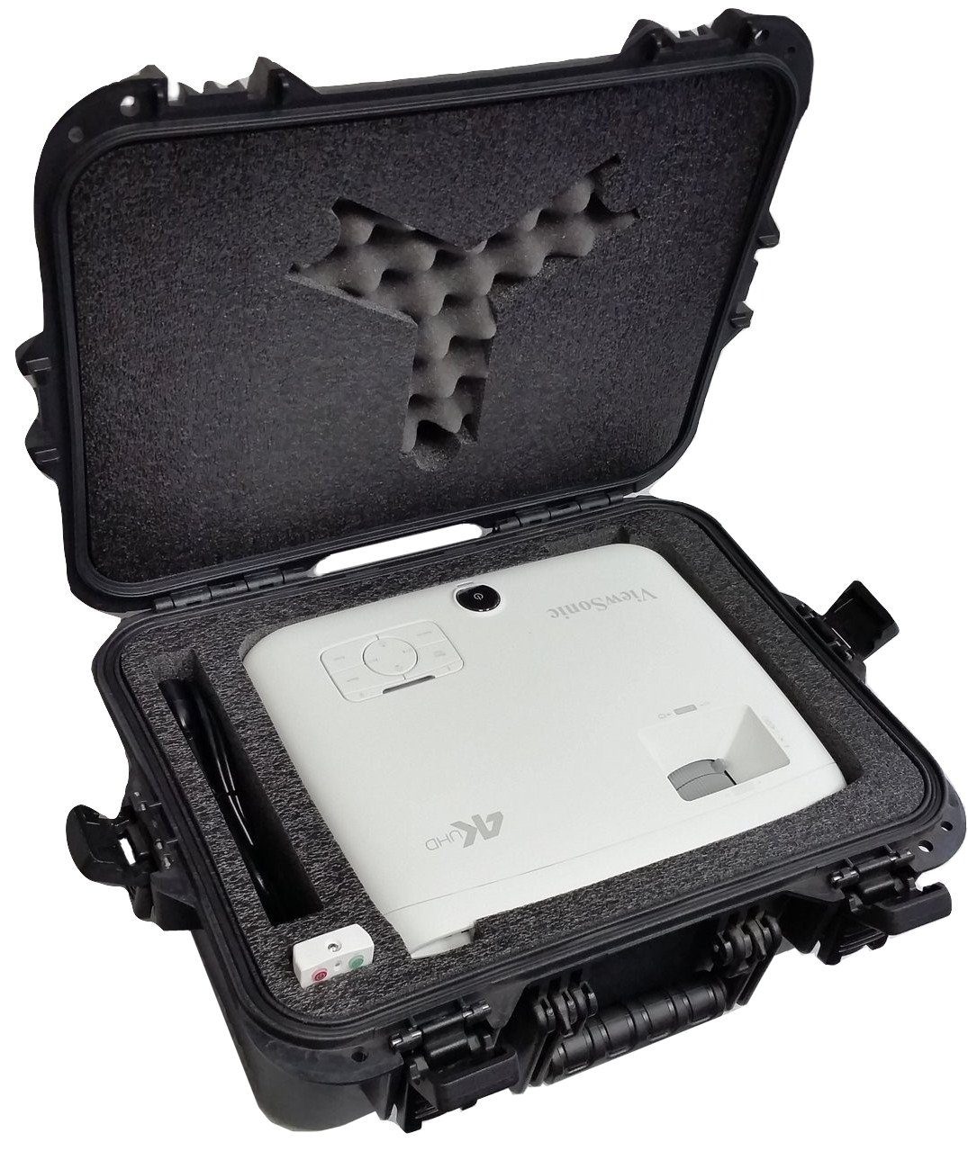 ViewSonic Compatible PX747-4K, PX727-4K, PX700HD Case Club Projector Case by Case Club