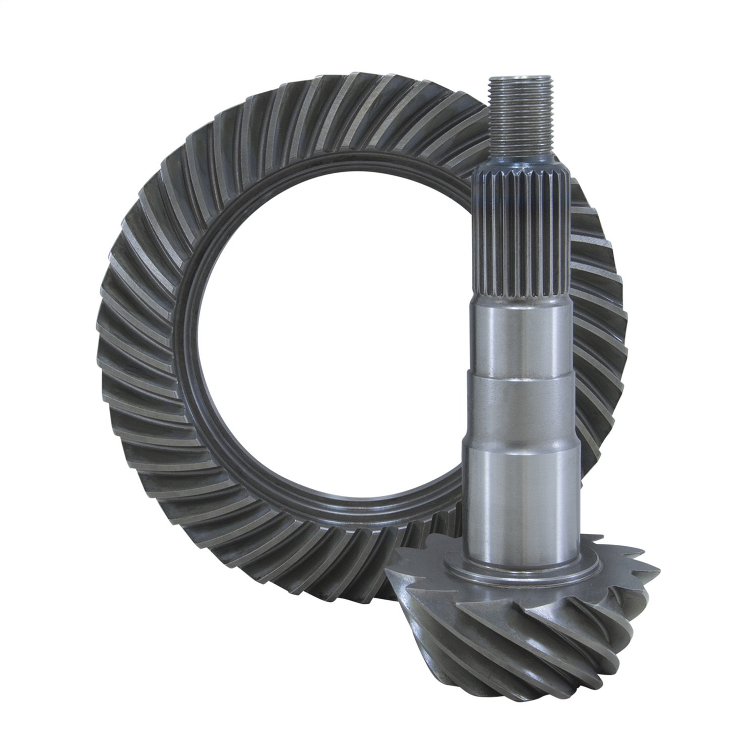 USA Standard Gear (ZG D30S-411TJ) Replacement Ring and Pinion Gear Set for Jeep TJ Dana 30 Short Pinion Differential