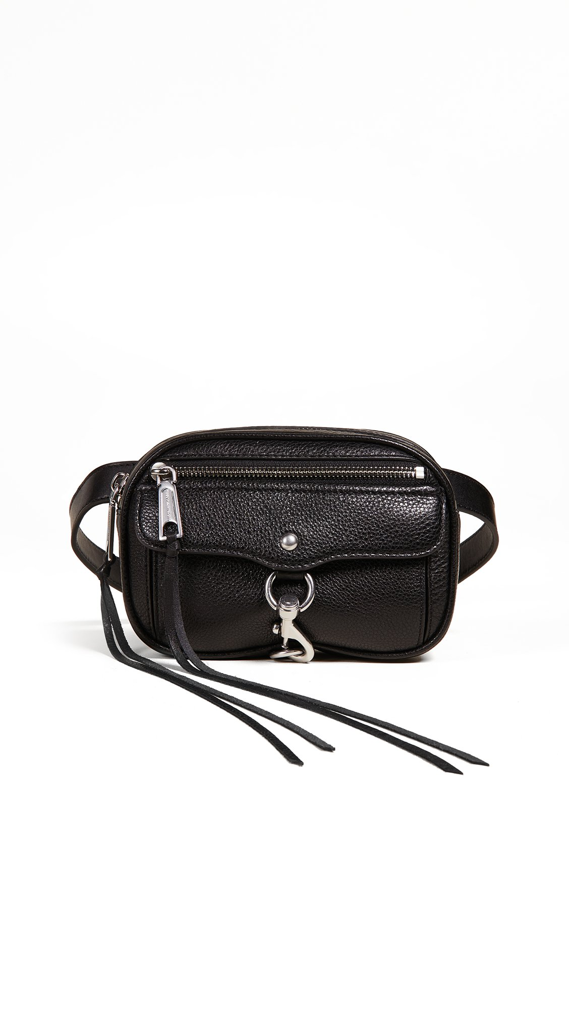 Rebecca Minkoff Women's Blythe Belt Bag, Black, One Size