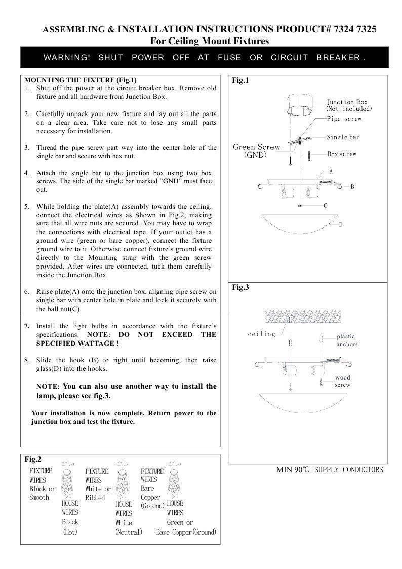 Livex Lighting 7324-91 Home Basics 2 Light Brushed Nickel Flush Mount with Satin Opal White Glass