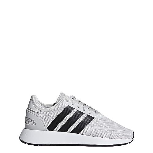 sports shoes 3db24 7755f Adidas N-5923 J, Scarpe da Fitness Unisex-Bambini, Grigio (Griuno